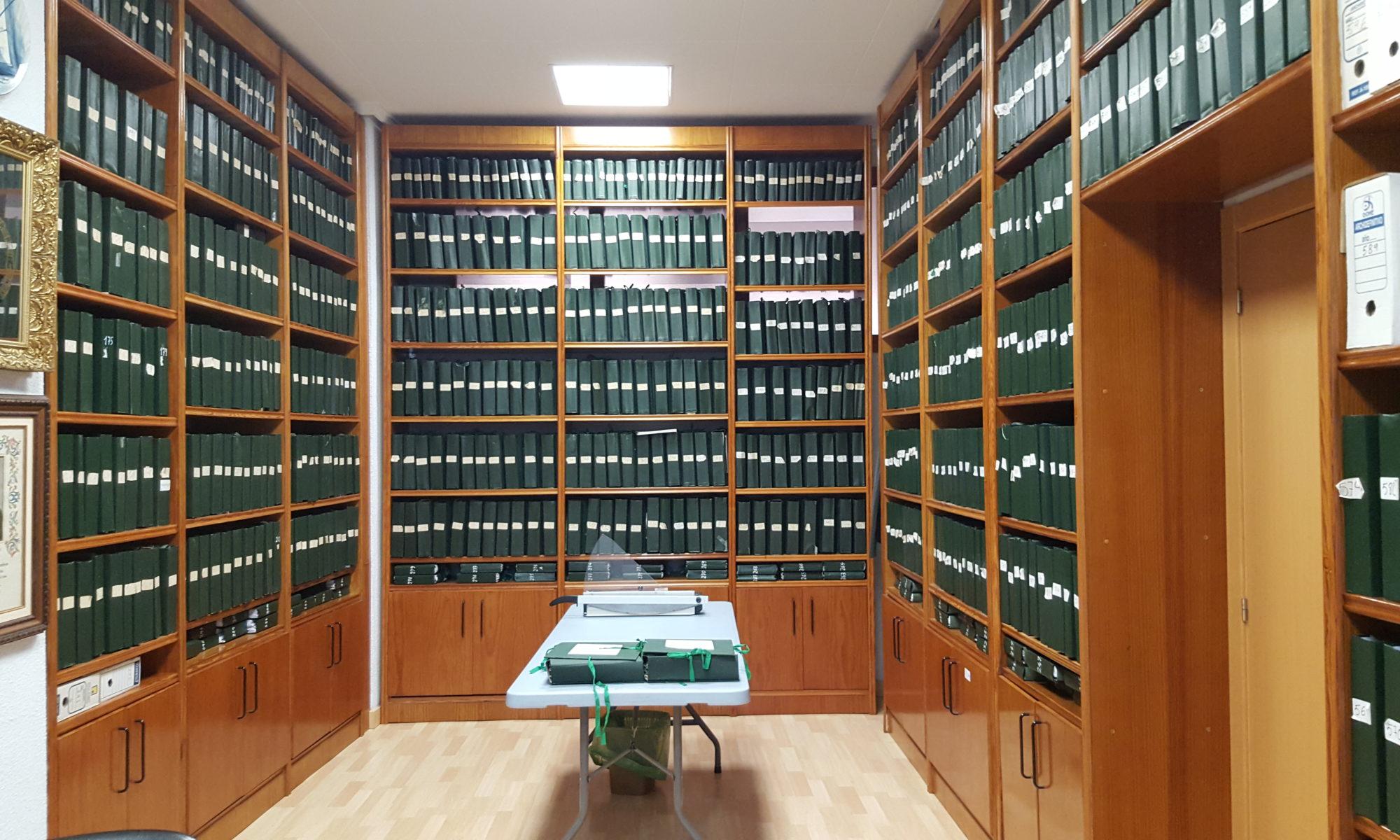 Arxiu de La Primitiva de Lliria