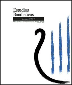 Revista Estudios bandísticos Vol. I
