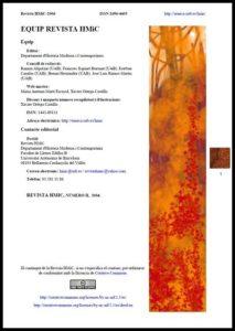 Revista HMiC : història moderna i contemporània (2004)