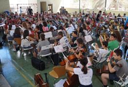 """L'Institut Valencià de Cultura presenta el projecte """"Música a la Llum"""""""